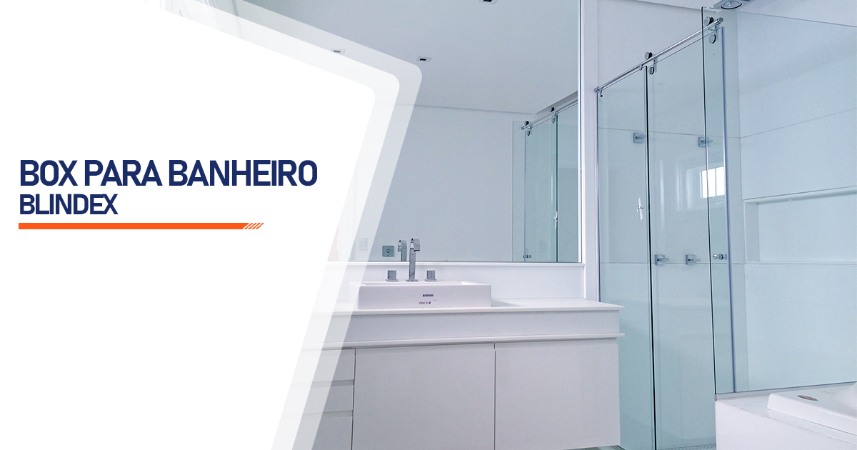Box para Banheiro Blindex  Santo André