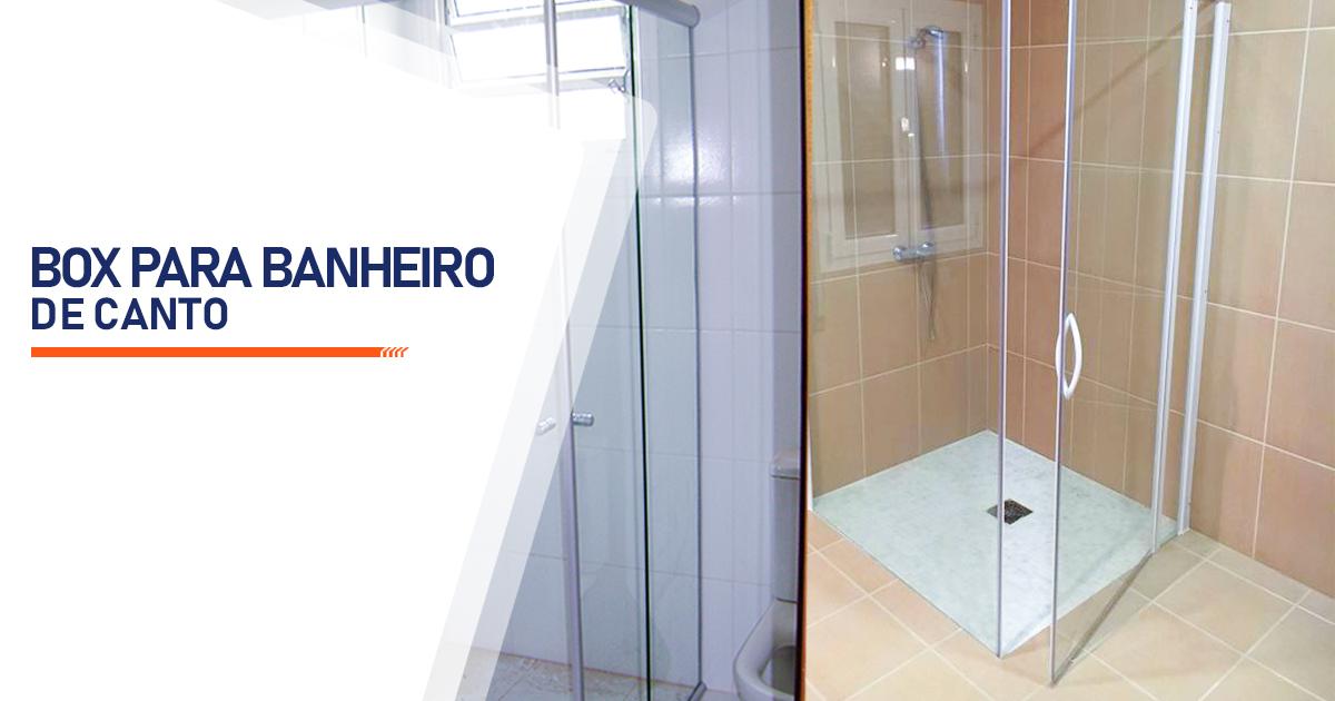 Box para Banheiro de Canto Santo André