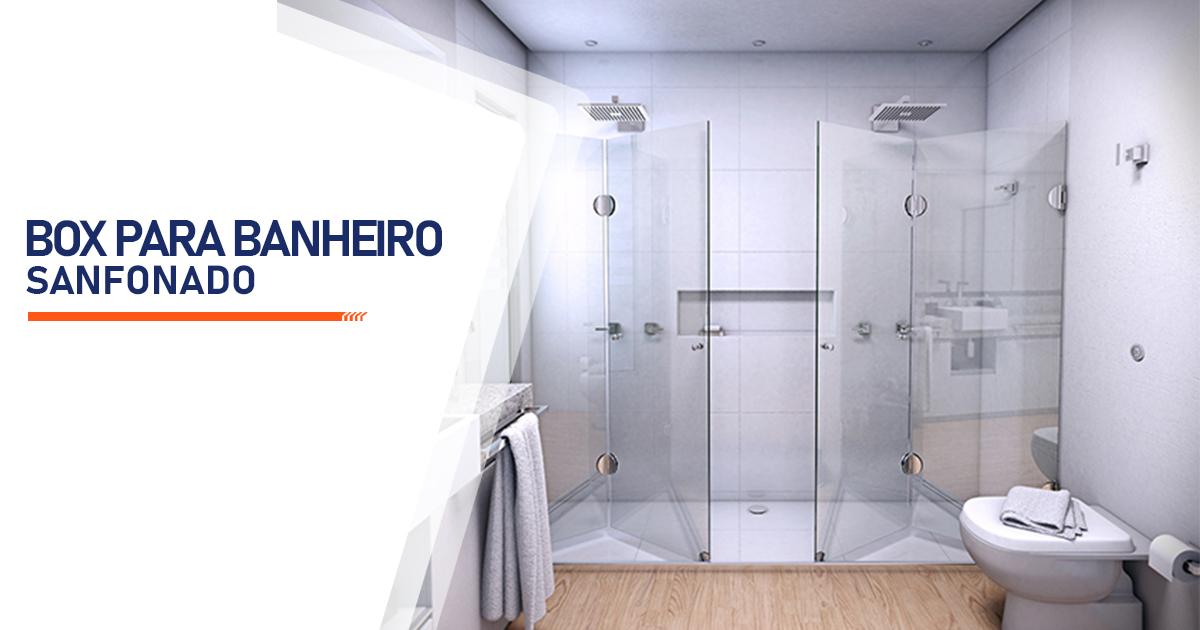 Box para Banheiro Sanfonado Santo André