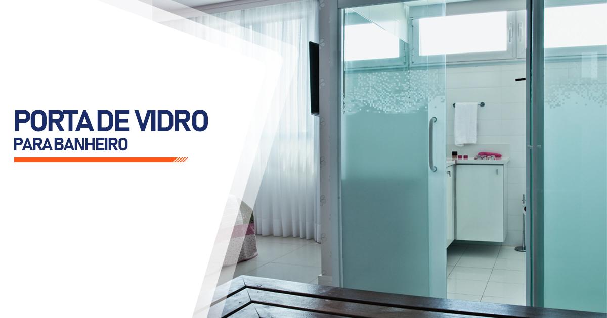 Porta De Vidro Para Banheiro Santo André
